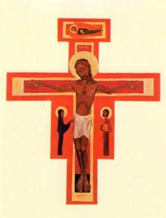 Kreuz-Ikone