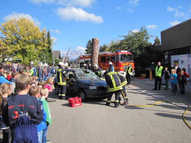 Herbstfest der Feuerwehr Zell a. H.