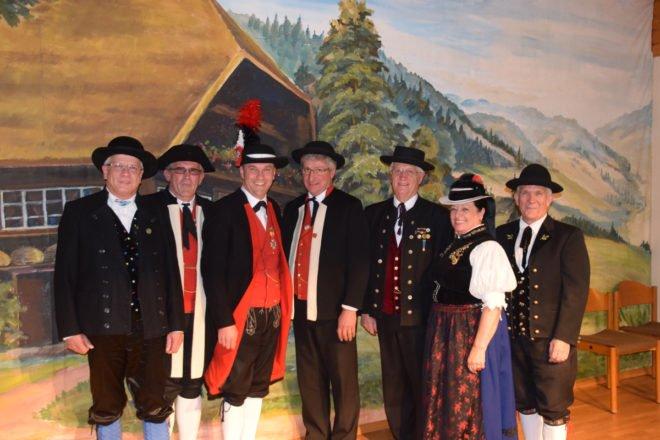 Herbstversammlung des Bundes »Heimat und Volksleben« in Nordrach
