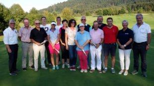 Gelungener Einstieg in neue Golf-Turnierserie