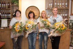 Langjährige Mitarbeiterinnen bei Mode-Giesler geehrt