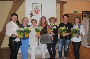 Die Golf-Ladies zu Gast bei den Captains im Gröbernhof