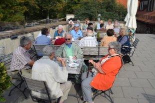 Senioren genossen »Fahrt ins Blaue«