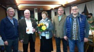 Ehrentambourmajor Siegfried Boschert feierte 75. Geburtstag