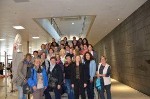 Landfrauen erlebten Parlamentsbetrieb