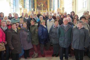 Betriebsausflug der katholischen Kirchengemeinden