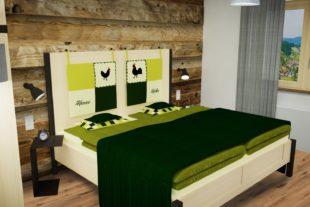 Neues Ferienzimmer-Konzept soll die Gäste von Zell in die »Schwarzwald-Heimat« hüllen