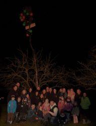 Eckwaldhexen freuen sich über Nachwuchs bei der Familie Mellert