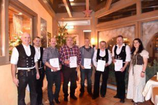Firma Rombach legt Erfolgsbilanz 2016 vor und ehrt langjährige Mitarbeiter