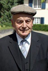 Trauer um Franz Schmider