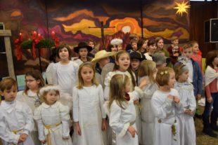 Krippenmusical: Jugendliche von heute erleben live die Geburt von Jesus im Stall