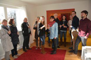 Praxis für Logopädie Patricia Winkler feierte Eröffnung in Zell a. H.