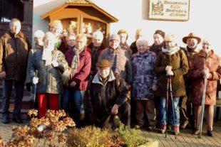 Schwarzwaldverein zwei Mal auf Tour