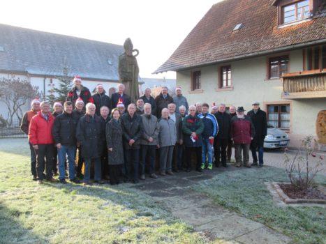 Nikolaus-Freundeskreis traf sich zum 36. Mal in Unterentersbach