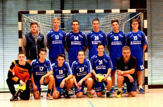 Handball-Jugend braucht Verstärkung