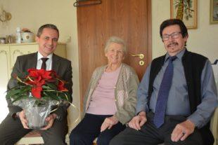 Meta Schweizer feierte 95. Geburtstag