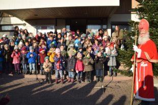 Besucherrekord beim Nordracher  Weihnachtsmarkt
