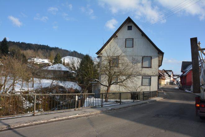 Ortsdurchfahrt Unterharmersbach verändert sich