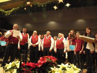 Langjährige Chormitglieder vorgestellt