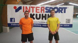 Drei Tage echtes Spitzentennis in der Tennishalle