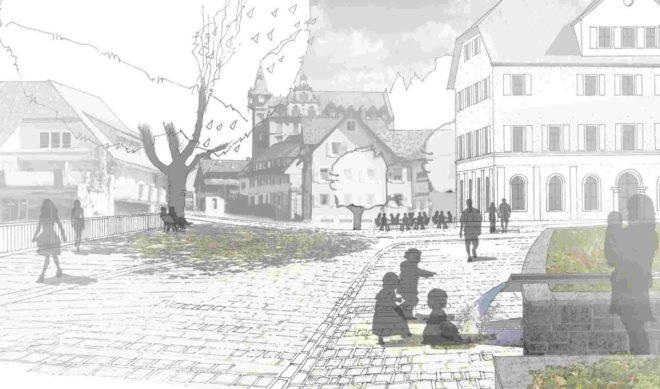 Nordrach erhält eine »grüne« Ortsmitte
