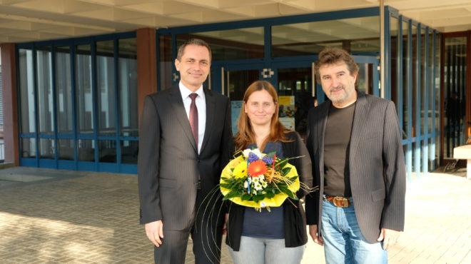 Verena Roschach ist neue Konrektorin am Bildungszentrum Ritter von Buß