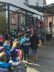 Frühjahrsbrauchtum ist in Biberach eine schulische Veranstaltung