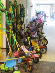 Räder und Traktoren wechselten Besitzer