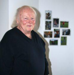 Siegfried Patschkowsky feiert heute den 80. Geburtstag