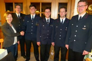 Felix Schwendemann ist der neue Abteilungskommandant