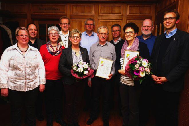 Der Kirchenchor Biberach wird auch 2017 wieder oft zu hören sein