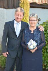 Brigitte und Werner Dangl feierten das Fest der goldenen Hochzeit