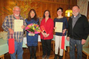 Gesangverein »Frohsinn« präsentiert sich als aktiver Verein