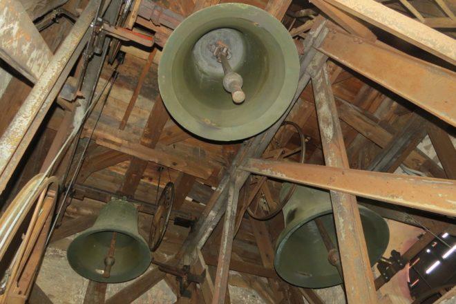 Glockenturm der Pfarrkirche wird saniert