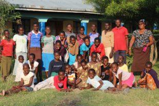 Hilfe für Waisenkinder in Kenia