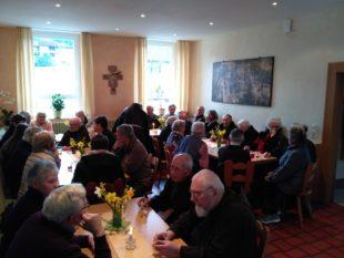 30 Josefs, Josefinen und Josefas kamen zum Frühschoppen