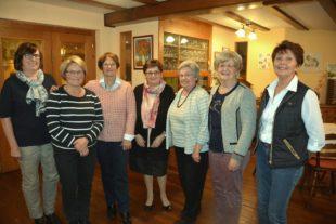 Frauen aktiv haben das 50-jährige Vereinsjubiläum fest im Blick