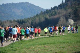 Leistungssport und Landschaft im Einklang