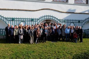 Geroldseck-Freunde besuchten Prinzenpaar von der Leyen