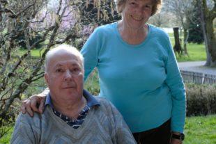 Kriemhild und Otto Schmieder feiern 50 Jahre Eheversprechen