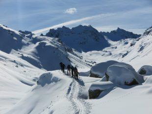Schöne Skiferienwoche in der Silvretta