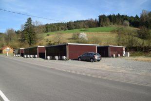 Wohn-Container werden versteigert
