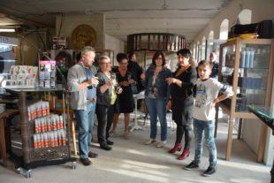 Figaro-Team feierte mit »After-Work-Party« im Rietsche-Gebäude