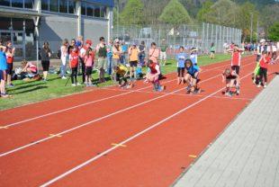 Überraschend gute Resonanz beim Frühlingssportfest des TV Biberach