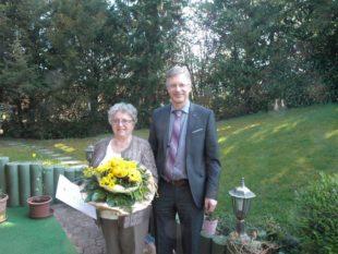 Alt-Freihof-Wirtin Rosa Huber feierte ihren 80. Geburtstag