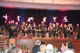 »Let's Dance«-Show der Trachtenkapelle