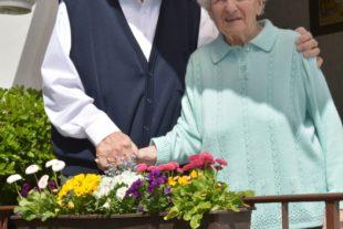 Johannes Weng feiert am Samstag seinen 85. Geburtstag