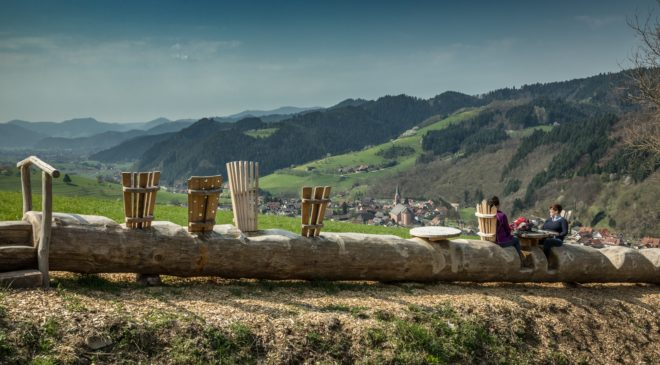 Harmersbacher Vesperweg wird eröffnet