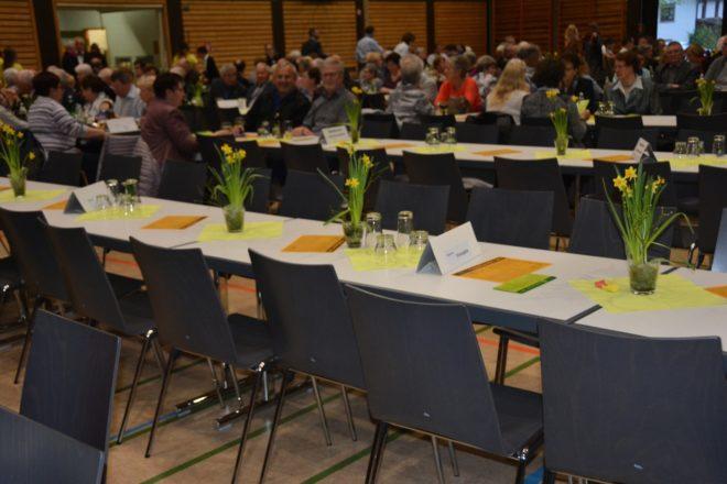 Schwarzwaldhalle in Unterharmersbach wird Festsaal der Stadt Zell