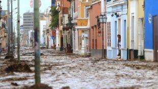 Tausende Menschen leiden unter den Folgen des Starkregens in Peru